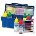 Swimming pool testing supplies